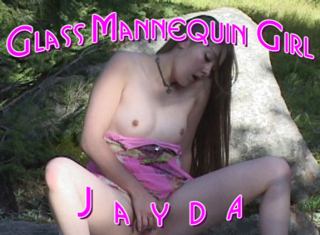 JaydaGarcia amateur teen Latina brunette sfm dildo outdoor voyeur booty gnd plts nudes